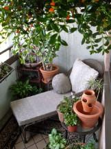 Jarní balkony