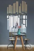 Úžasná zrcadla v interiéru