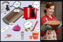 Žena - kuchařka