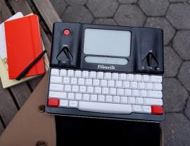 První chytrý psací stroj na světě Freewrite